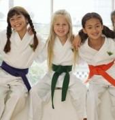 I bambini e il karate