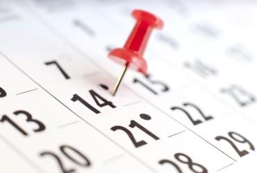Calendario Corsi ed Eventi nel Mese di Marzo 2018
