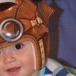 casco trauma cranico