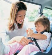 Baby Sitter in auto con i nostri bambini