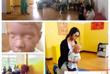 Perchè il corso di Primo Soccorso Pediatrico di Mamma & Lavoro con le manovre salvavita è diverso dagli altri