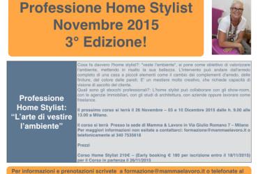 Calendario Corsi ed Eventi nel Mese di Novembre 2015