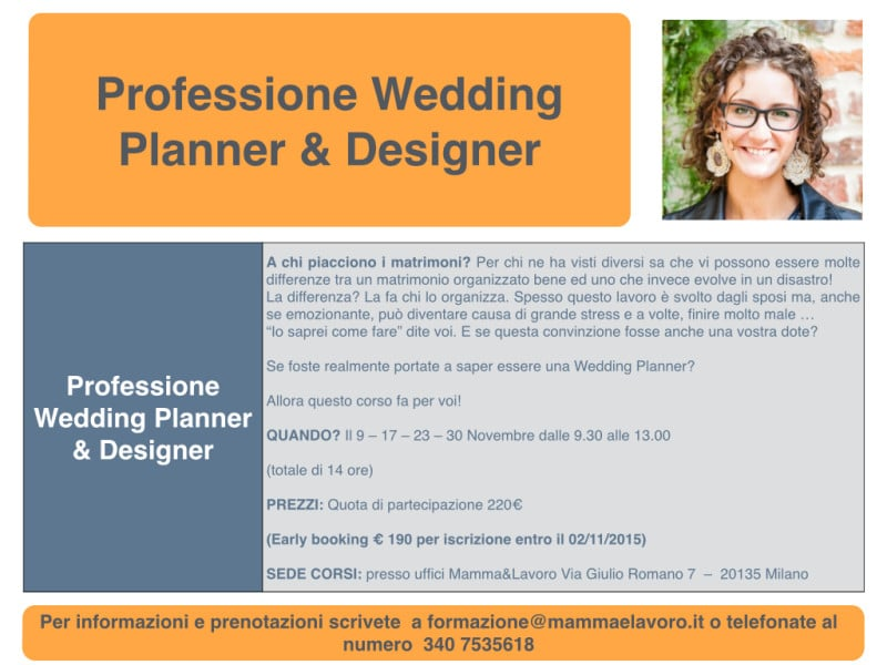 Professione Wedding Planner & Designer.001