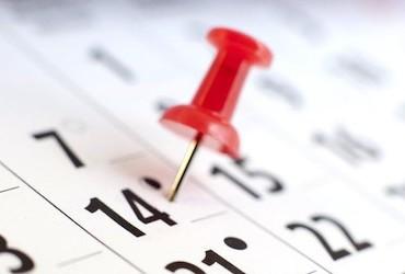 Calendario Corsi ed Eventi nel Mese di Aprile 2017