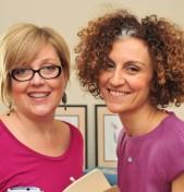 """Due donne coraggiose per aiutare a vivere il tumore come una """"parentesi"""""""