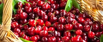 La spesa di Maggio: fragole, ciliegie, e aglio. Ma quanto fanno bene!