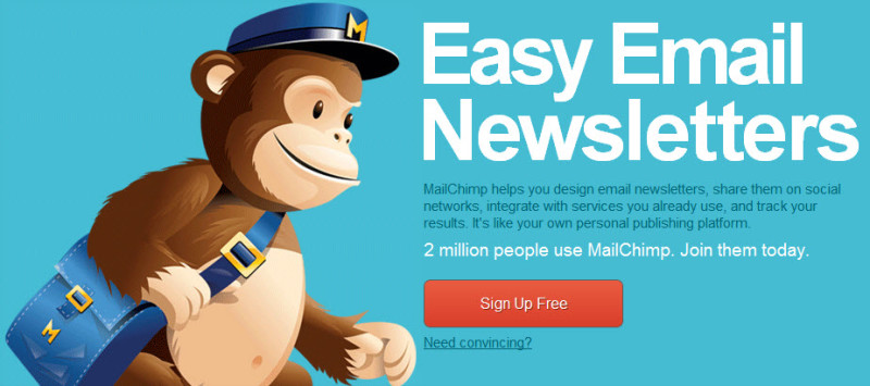 mailchimp-newsletters