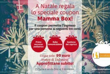 Mamma Box un'idea regalo speciale per tutte le neo-mamme