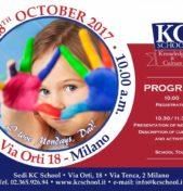 KC School, la Scuola Internazionale 0-11 anni nel cuore di Milano