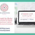 I Talenti in rete – Rete al Femminile partecipa alla Milano Digital Week