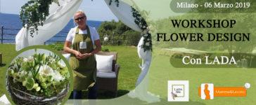 Corso Flower Design – La scenografia della Tavola