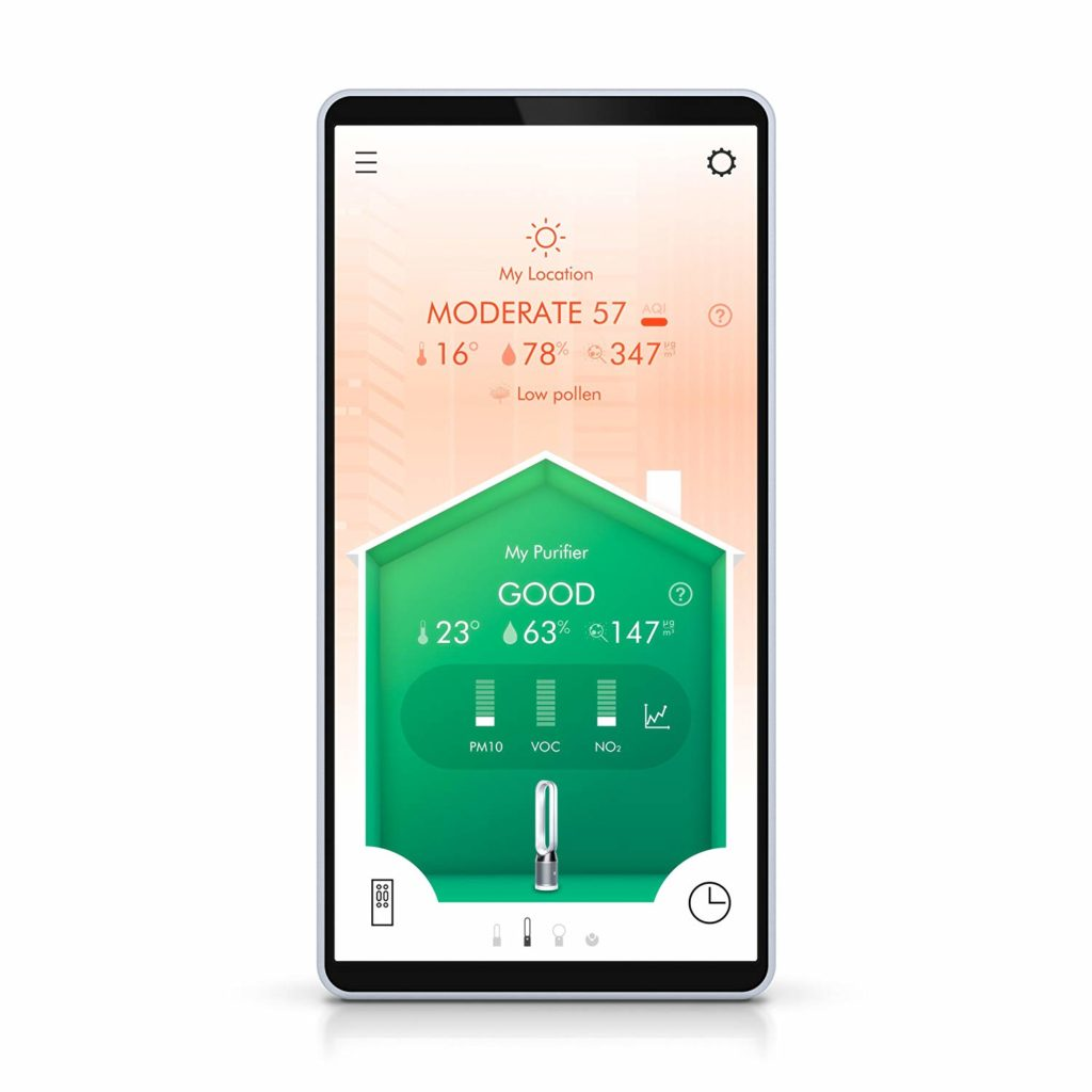 App Dyson per Smartphone
