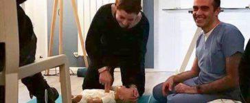 Manovre salvavita pediatriche – I corsi di Mamma & Lavoro