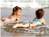 Le vacanze con i bambini : viaggiare all'estero