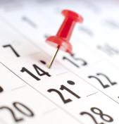 Calendario Corsi ed Eventi nel Mese di Ottobre 2018