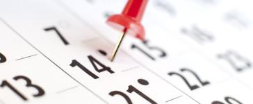 Calendario Corsi ed Eventi nel Mese di Novembre 2018