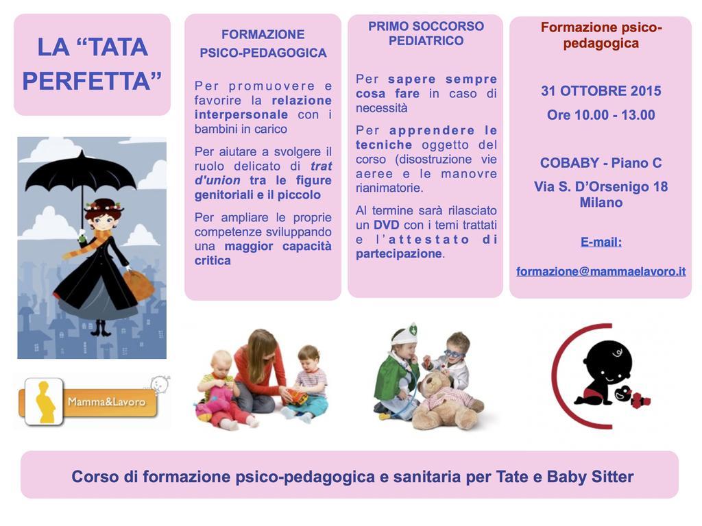 Lavoro Urgente: Baby sitter a Provincia di Pisa - …