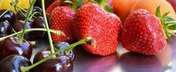 La spesa di Giugno: Frutta e verdura colorata per l'arrivo dell'estate!